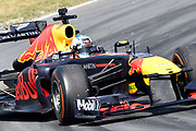 De Jumbo Racedagen, driven by Max Verstappen op Circuit Zandvoort. / The Jumbo Race Days, driven by Max Verstappen at Circuit Zandvoort.<br /> <br /> Op de foto / On the photo:  Daniel Ricciardo