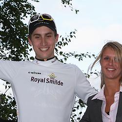 Taylor Phinney wint de proloog van 58e Olympia Tour in Heerenveen