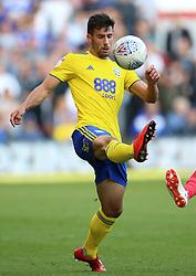 Birmingham City's Maxime Colin