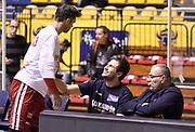 DESCRIZIONE : Torino Manital Auxilium Torino EA7 Emporio Armani Olimpia Milano<br /> GIOCATORE : Bruno Cerella Stefano Mancinelli<br /> CATEGORIA : pregame<br /> SQUADRA : EA7 Emporio Armani Olimpia Milano<br /> EVENTO : Campionato Lega A 2015-2016<br /> GARA : Manital Auxilium Torino EA7 Emporio Armani Olimpia Milano<br /> DATA : 15/11/2015 <br /> SPORT : Pallacanestro <br /> AUTORE : Agenzia Ciamillo-Castoria/R.Morgano<br /> Galleria : Lega Basket A 2015-2016<br /> Fotonotizia : Torino Manital Auxilium Torino EA7 Emporio Armani Olimpia Milano<br /> Predefinita :