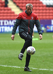 Charlton Athletic Assistant Manager Lee Bowyer