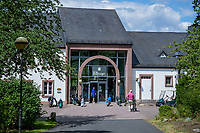WISSMANNSDORF  - Duitsland - hole  Golf-Resort Bitburger Land. COPYRIGHT KOEN SUYK