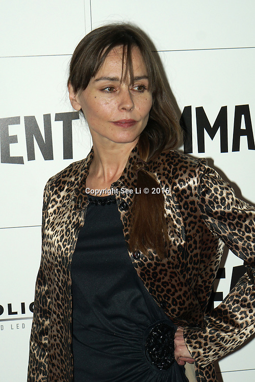 London,England,UK : Tara Fitzgerald cast of the Game of Thrones attend the Raindance Filmmakers Ball by London Flair Pr at Cafe De Paris  in London. Photo by See Li