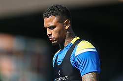 Jonson Clarke-Harris of Bristol Rovers during the warm up - Mandatory by-line: Arron Gent/JMP - 21/09/2019 - FOOTBALL - Cherry Red Records Stadium - Kingston upon Thames, England - AFC Wimbledon v Bristol Rovers - Sky Bet League One