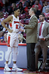 05 November 2017:  William Tinsley and Dan Muller during aLewis College Flyers and Illinois State Redbirds in Redbird Arena, Normal IL