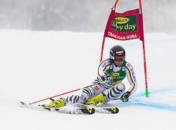 Frederik Norys of Germany during 1st run of Men's Giant Slalom race of FIS Alpine Ski World Cup 57th Vitranc Cup 2018, on 3.3.2018 in Podkoren, Kranjska gora, Slovenia. Photo by Urban Meglič / Sportida