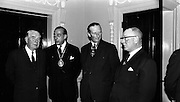 17/11/1964<br /> 11/17/1964<br /> 17 November 1964<br /> <br /> Dr T. McLaughlin Chairman, Dr Richard A Trevethick Pres. English Association of Industrial Medical Officers,Dr. Ian Moore President Assoc. of medical Officers and Mr C.W. Chesson Retired Chairman