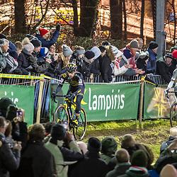 2019-12-29: Cycling: Superprestige: Diegem is allways crowded