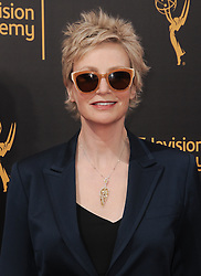 Jane Lynch bei der Ankunft zur Verleihung der Creative Arts Emmy Awards in Los Angeles / 110916 <br /> <br /> *** Arrivals at the Creative Arts Emmy Awards in Los Angeles, September 11, 2016 ***