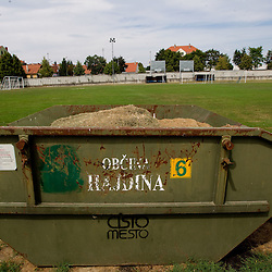 20110719: SLO, Basketball - Place for buliding a new sports arena at Ptuj
