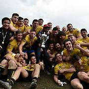 20160409 Rugby, finale Trofeo Eccellenza : Petrarca Padova vs Viadana