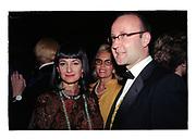 ISABEL GOLDSMITH, China Ball, Royal Academy. London. 1997