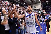 Stefano Gentile<br /> Banco di Sardegna Dinamo Sassari - AX Armani Exchange Olimpia Milano<br /> LBA Serie A Postemobile 2018-2019 Playoff Semifinale Gara 3<br /> Sassari, 02/06/2019<br /> Foto L.Canu / Ciamillo-Castoria