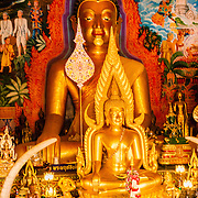 THA/Bangkok/20160729 - Vakantie Thailand 2016 Bangkok, Buddha's Doi Suthep