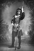 Ada Rehan (1860-1916) Irish-born actress, c1890. Here in the breeches role of Rosalind  in'As You Like It'by William Shakespeare.  From 'The Cabinet Portrait Gallery'. (London, 1890-1894). Photograph.  Woodburytype.