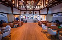 Valkenswaard  - interieur clubhuis.  ,  Eindhovensche Golf Club.   COPYRIGHT KOEN SUYK
