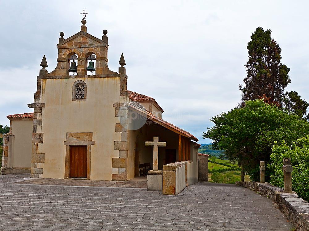 San Andrés de Bedriñana.<br />  Principado de Asturias. España. Europa ©Country Sessions / PILAR REVILLA