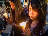 Erawan Shrine 1 Week After Bombing