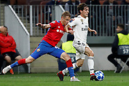 CSKA Moscow v Real Madrid - UEFA Champions League