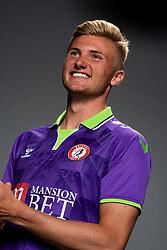 Taylor Moore of Bristol City during the 20/21 media day - Rogan/JMP - 31/08/2020 - Ashton Gate Stadium - Bristol, England.