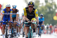 Steven Kruijswijk (NED - Team LottoNL - Jumbo), during the 105th Tour de France 2018, Stage 7, Fougeres - Chartres (231km) on July 13th, 2018 - Photo Luca Bettini / BettiniPhoto / ProSportsImages / DPPI