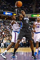 20110309 - Orlando Magic at Sacramento Kings (NBA Basketball)
