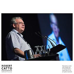 Tomas Eskilsson at the Spada Conference 06 at the Hyatt Regency Hotel, Auckland, New Zealand.<br />