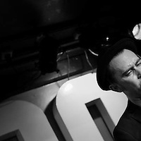 Tim Muddiman and the Strange play London's 100 Club