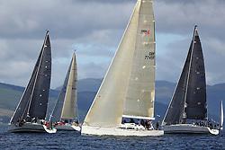 Peelport Clydeport Largs Regatta Week 2013 <br /> <br /> GBR7745R, Eala of Rhu, Swan 45, Jamie McGarry, CCC/RNCYC<br /> <br /> Largs Sailing Club, Largs Yacht Haven, Scottish Sailing Institute