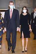 111820 Spanish Royals attended the 'Francisco Cerecedo' journalism awards