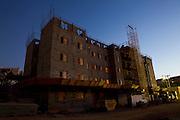 Campinas_SP, 06 de Junho de 2011..MRV - MINHA CASA MINHA VIDA..Fotos das obras do empreendimento Turquesa Ville da construtora MRV na cidade de Campinas...FOTO: MARCUS DESIMONI / NITRO....