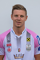 Download von www.picturedesk.com am 16.08.2019 (13:58). <br /> PASCHING, AUSTRIA - JULY 16: Maximilian Ullmann of LASK during the team photo shooting - LASK at TGW Arena on July 16, 2019 in Pasching, Austria.190716_SEPA_19_004 - 20190716_PD12488