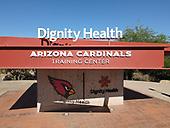 NFL- Dignity Health Arizona Cardinals Training Center-Jun 7, 2020