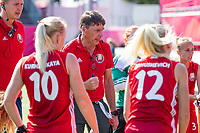 ANTWERP - BELFIUS EUROHOCKEY Championship.  women  England v Belarus (4-3) . coach Herman Kruis (BLR)  WSP/ KOEN SUYK