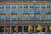 Ulica Marszałkowska, Warszawa, Polska<br /> Marszałkowska Street, Warsaw, Poland
