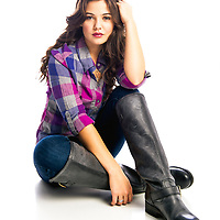 Hollywood actress Danielle Campbell