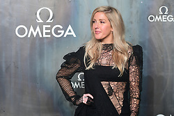 Ellie Goulding attending the Lost in Space event to celebrate the 60th anniversary of the OMEGA Speedmaster held in the Turbine Hall, Tate Modern, 25 Sumner Street, Bankside, London.
