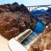 Hoover Dam / Nevada / United States