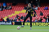 Burton Albion striker Luke Varney (19) during the The FA Cup 3rd round match between Watford and Burton Albion at Vicarage Road, Watford, England on 7 January 2017. Photo by Richard Holmes.