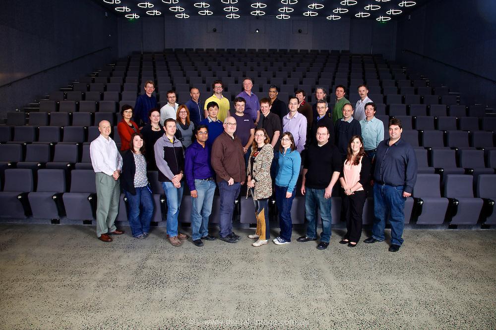 Beamline scientists, Australian Synchrotron