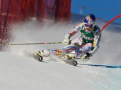 28-12-2011 SKIEN: FIS WORLD CUP: LIENZ<br /> Lindsey Vonn USA // during Giant Slalom first Run at FIS Ski Worldcup at Worldcupcourse Hochstein in Lienz<br /> **NETHERLANDS ONLY** <br /> ©2011-FotoHoogendoorn.nl/EXPA/M. Gruber