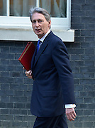 © Licensed to London News Pictures. 18/12/2012. Westminster, UK Defence Secretary Philip Hammond on Downing Street today 18th December 2012. Photo credit : Stephen Simpson/LNP