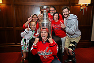 Washington Capitals Stanley Cup Celebration Capital One Arena