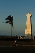 Ponta do Corumbau_BA, Brasil...Farol na Ponta do Corumbau na Bahia...The lighthouse in Ponta do Corumbau, Bahia...Foto: MARCUS DESIMONI /  NITRO