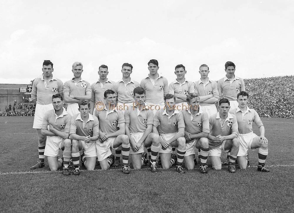25th September 1955 All Ireland Football Final minors Dublin v Tipperary Dublin Minor team. All Ireland Finalists..Dublin 4-04.Tipperary 2-07.25.09.1955. 09.25.1955, 25th September 1955