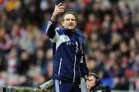 Football - 2012 / 2013 Premier League - Sunderland vs. Tottenham Hotspur<br /> Martin O'Neill (Sunderland manager) at the Stadium of Light