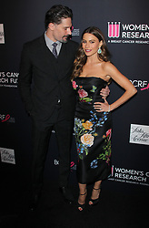 The Women's Cancer Research Fund hosts an Unforgettable Evening. 27 Feb 2018 Pictured: Sofia Vergara, Joe Manganiello. Photo credit: Jaxon / MEGA TheMegaAgency.com +1 888 505 6342