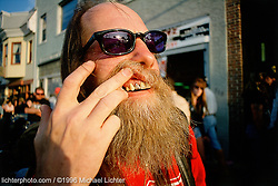 Gold Tooth, Daytona Beach, FL. 1996<br /> <br /> Limited Edition Print from an edition of 15. Photo ©1996 Michael Lichter.