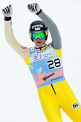 Peter Prevc of Slovenia during the Flying Hill Individual Competition at 4th day of FIS Ski Jumping World Cup Finals Planica 2013, on March 24, 2013, in Planica, Slovenia. (Photo by Matic Klansek Velej / Sportida.com)