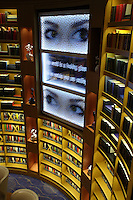 Celebrity Reflection departs on its preview sailing out of The Netherlands before beginning its European inaugural sailing on 12th October 2012 from Amsterdam..The Library.